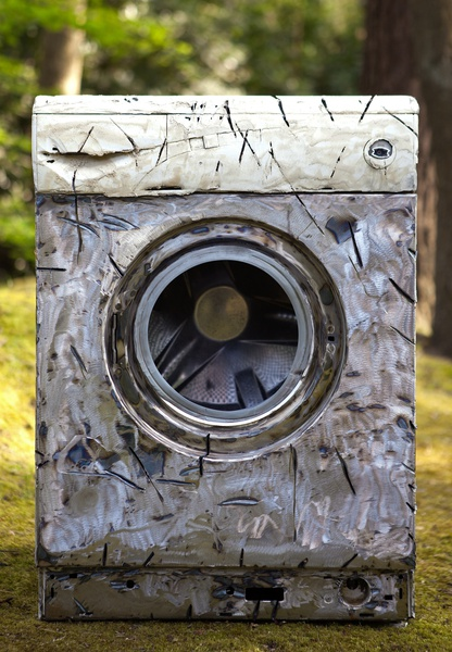Andrew Mealor, Untitled (WASHING MACHINE), 2016