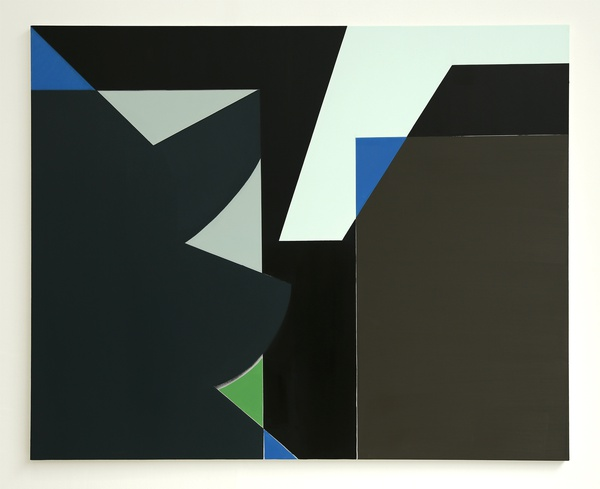 Nancy Milner, Slab, Shade, Water, 2013