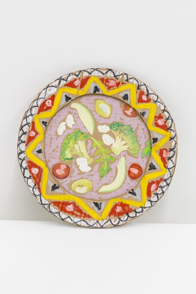 Lindsey Mendick, Pom's Vegetarian Lunch, 2018