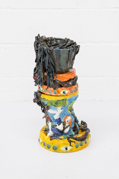 Lindsey Mendick, Stay Out of the Basement, 2018